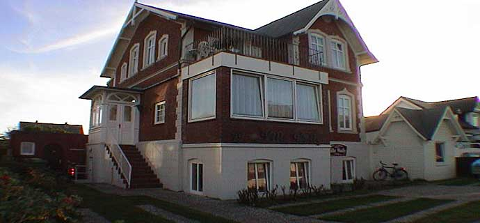 Hotel Von Stephan Villa Wally Sylt