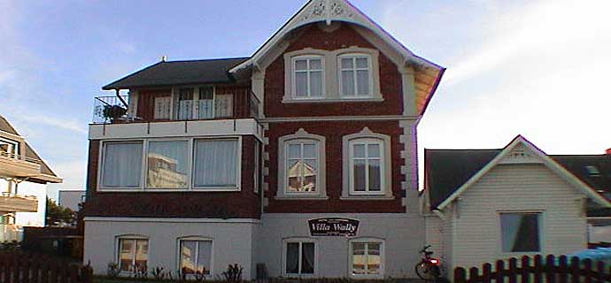 Hotel Von Stephan Villa Wally Sylt